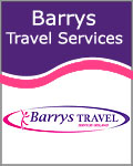 Barrys travel services